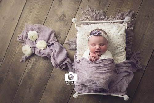 Mijn baby prachtig vastgelegd door Pictures with Attitude.