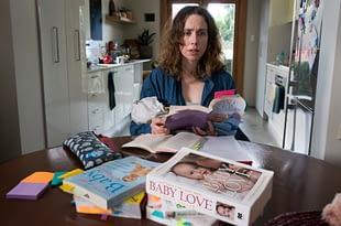 The Letdown - een must om te kijken op Netflix voor alle nieuwe mama's.