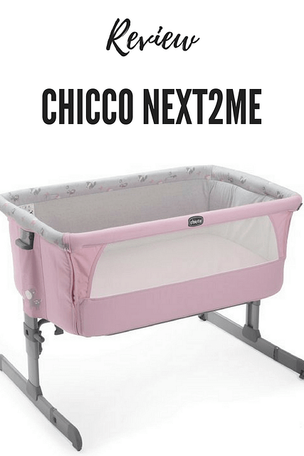 Review: cosleeper chicco next2me