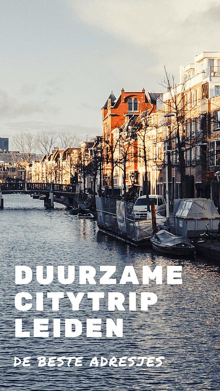 Op reis naar Nederland is altijd een feest, zeker als je ook duurzame adresjes kan meenemen. Ben jij al eens in Leiden geweest? Het is een stad die misschien vrij onbekend is, maar het zeker verdiend om bemind te worden. Dus pak je koffers maar, dit zijn de leukste eco hotspots die de stad te bieden heeft.