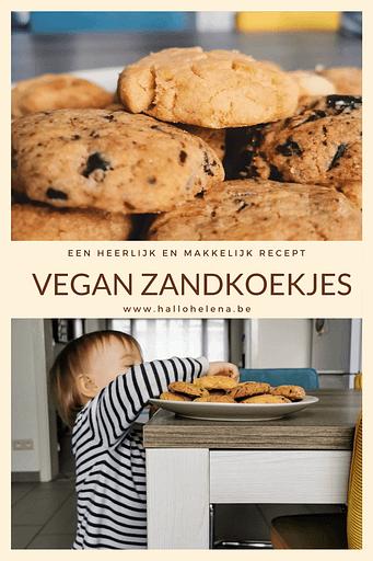 Zin om vegan zoets te bakken, maar geen uren in de keuken te staan? Deze vegan zandkoekjes maak je in geen tijd en zijn super lekker. Wel opletten, want voor je het weet heb je ze allemaal opgegeten :)