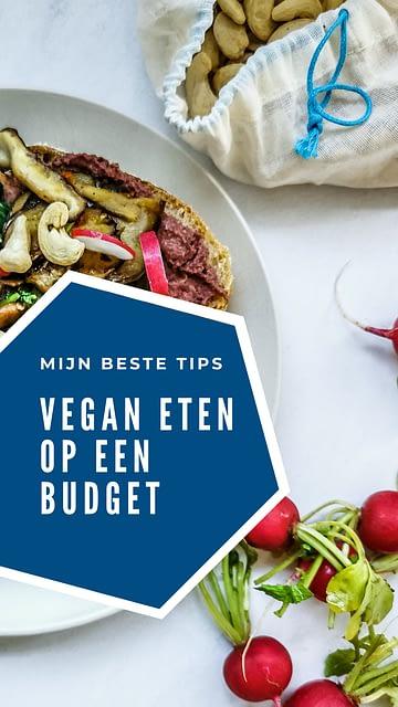Het aanbod aan vegan eten wordt groter en groter. Hoera! Maar als je net begint met vegan eten is het moelijk om het bos door de bomen te zien en kunnen je boodschappen vaak een pak duurder uitvallen. Gelukkig is vegan eten op een budget niet zo moeilijk. Dit zijn mijn beste tips.