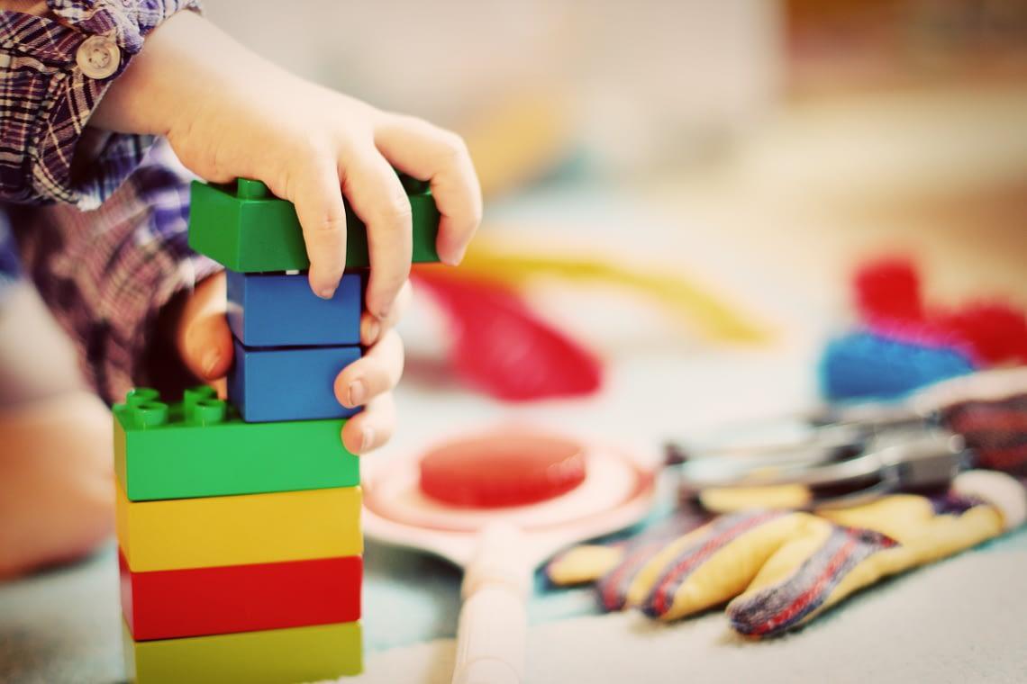 Duurzaam speelgoed Foto door FeeLoona