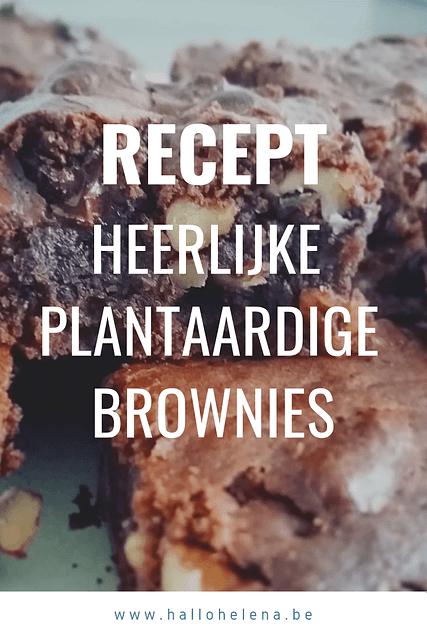 Deze vegan brownies zijn zo lekker, dat de kans op een overdosis wel heel hoog wordt. Ze zijn niet te onderscheiden van de klassieke brownies en bevatten lekker veel chocolade. Een snel en makkelijk recept.